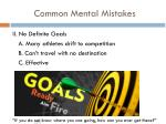 common mental mistakes1