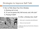 strategies to improve self talk4