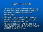 smart codes