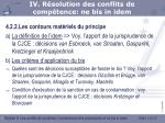 iv r solution des conflits de comp tence ne bis in idem4