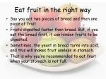 eat fruit in the right way1