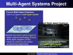 multi agent systems project