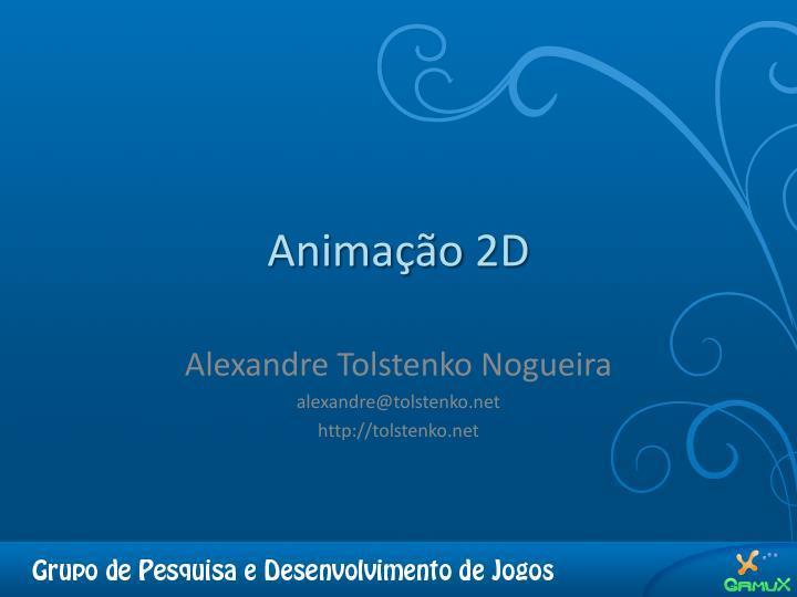 Anima o 2d