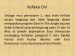 refleksi diri