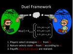 duel framework1