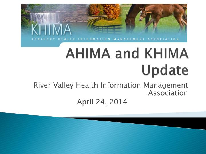 ahima and khima update n.