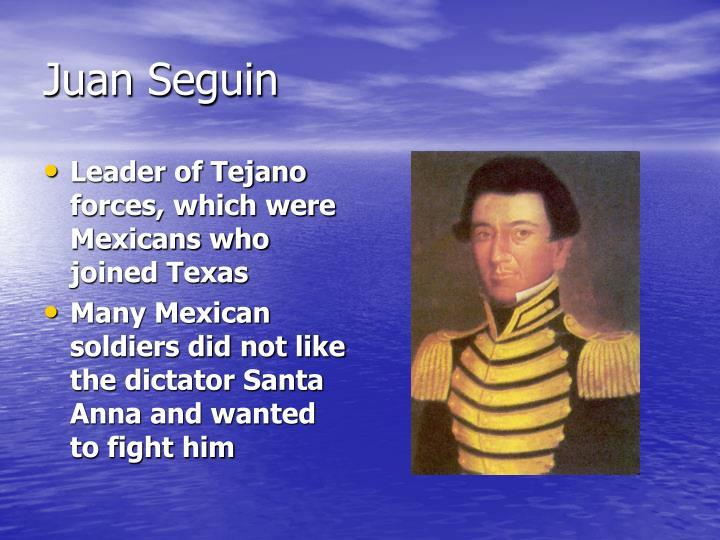 Juan Seguin
