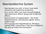 neuroendocrine system1