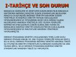 i tar h e ve son durum1