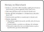 hersey ve blanchard
