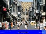 la rue du bourg