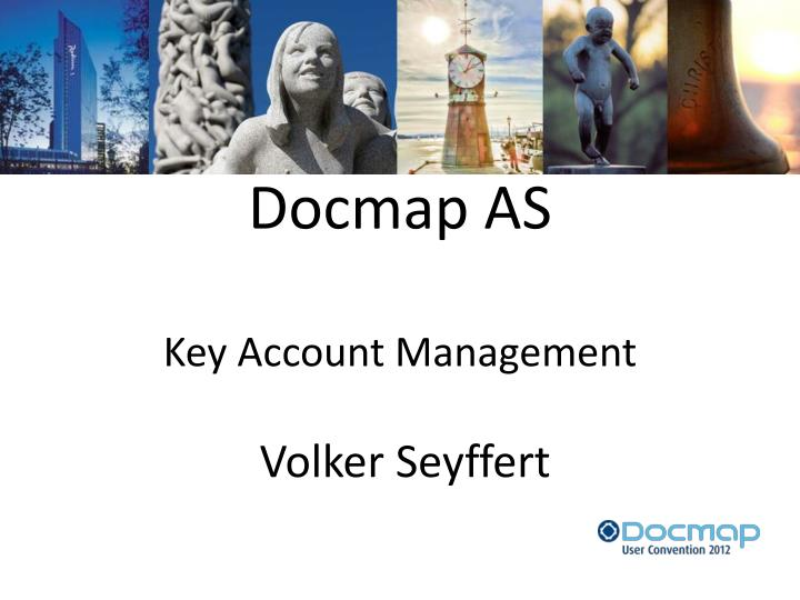 docmap as key account management volker seyffert n.