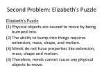 second problem elizabeth s puzzle1