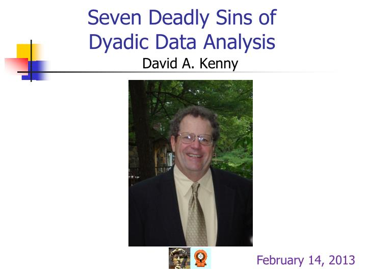 seven deadly sins of dyadic data analysis n.