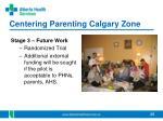 centering parenting calgary zone3