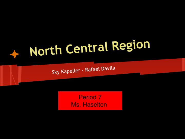 north central region n.