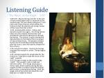 listening guide1