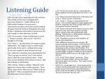 listening guide2