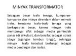 minyak transformator1