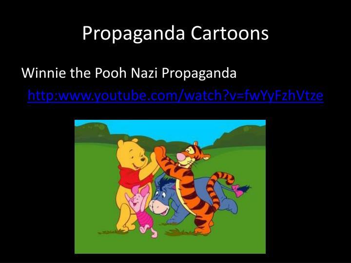 Propaganda Cartoons