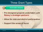 three grant types3