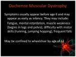 duchenne muscular dystrophy1
