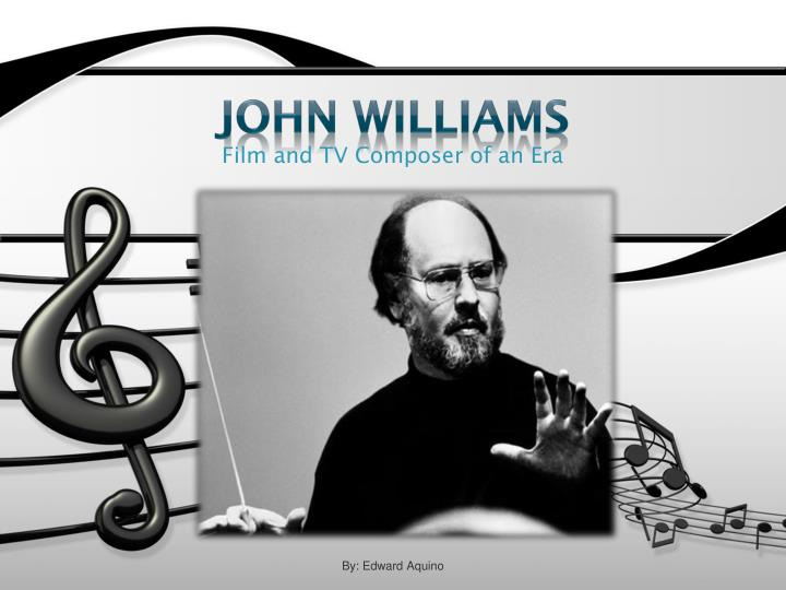 john williams n.