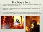 bradbury s point