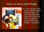 more on henry and mudge