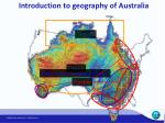 introduction to geography of australia2