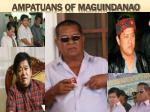ampatuans of maguindanao