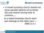 mixed economy1
