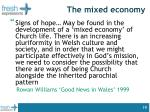 the mixed economy1