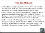 the red menace1