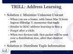 trill address learning1