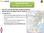 the world s best bus rapid transit system3