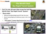 the world s best bus rapid transit system7