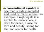 what is symbolism2