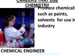 careers that use chemistry2
