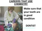 careers that use chemistry3
