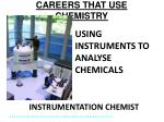 careers that use chemistry9