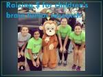 raising for children s brain tumor research