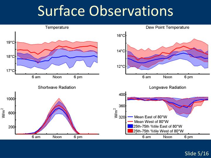 Surface Observations