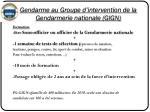 gendarme au groupe d intervention de la gendarmerie nationale gign1