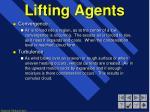 lifting agents1