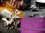 l addiction des toxicomanies