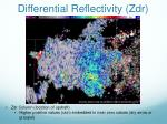differential reflectivity zdr3
