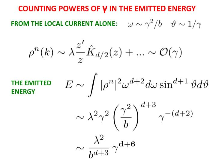 COUNTING POWERS OF