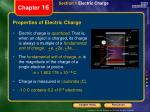 properties of electric charge2