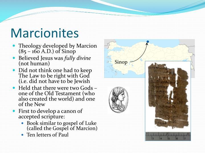 Marcionites